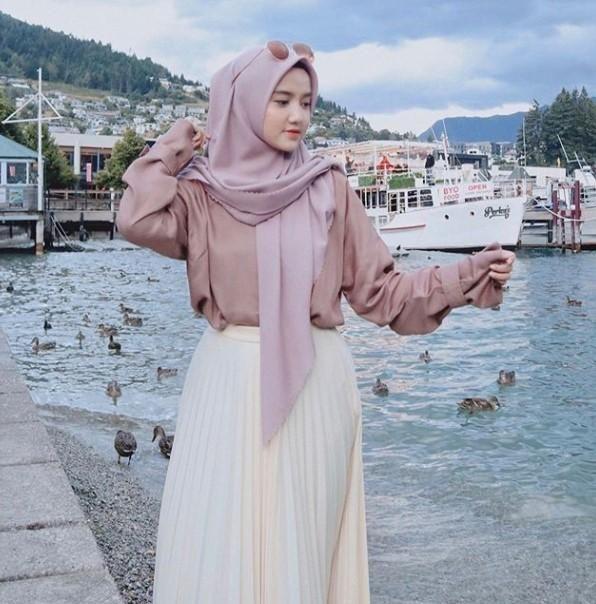model fashion hijab 2021