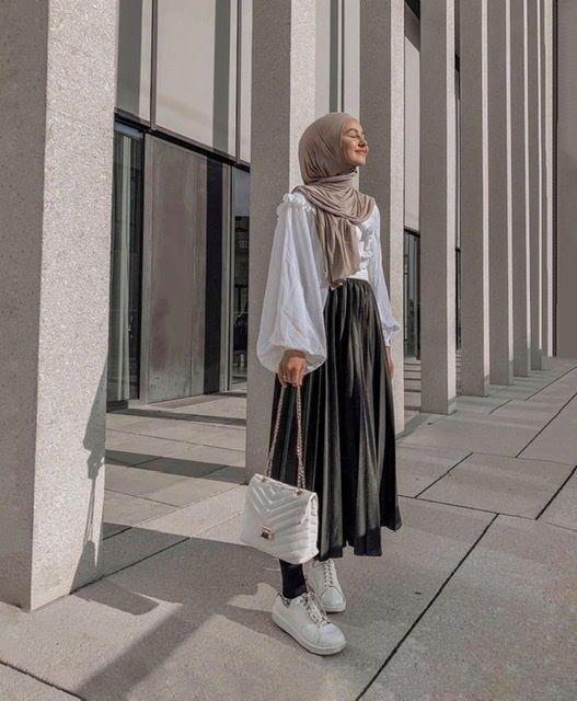 style wanita hijab 2021